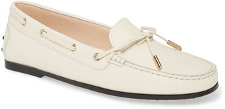 Tod's Laccetto Gommini Driving Loafer