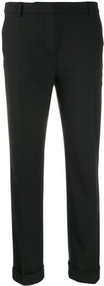 Moschino sharp suit trousers