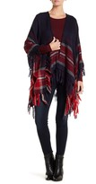 Natasha Accessories Plaid Shawl