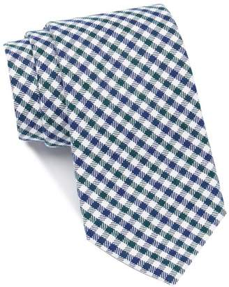 Tommy Hilfiger Preppy Micro Plaid Tie
