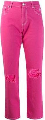 MSGM slim fit jeans