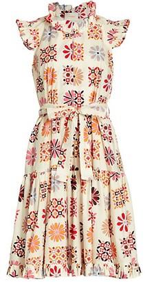 La DoubleJ Short And Sassy Flared Dress