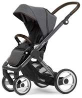 Mutsy Evo Stroller in Blue Grey/Fishbone Dawn