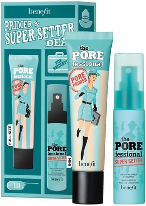 Benefit Cosmetics Primer & Super Setter Deal