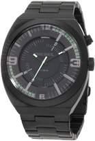 Diesel Men's DZ1415 NSBB Ion-Plated Stainless Steel Dial Watch