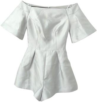 Keepsake Grey Jumpsuit for Women
