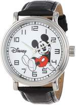 Disney Kids' W000531 Mickey Mouse Vintage Watch