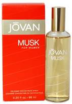 Jovan New Item MUSK COLOGNE CONCENTRATE SPRAY 3.25 OZ MUSK COLOGNE CONCENTRATE SPRAY 3.25 OZ (W)