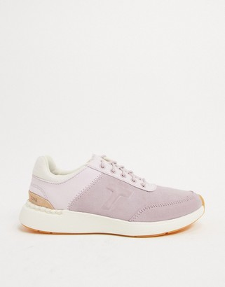 Toms arroyo runner trainers in lilac