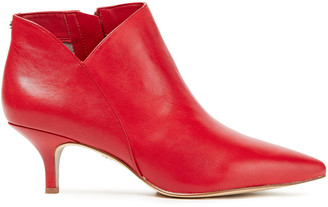 Sam Edelman Kadison Leather Ankle Boots