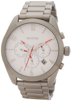 Nixon Women's Bullet Chrono Bracelet Watch