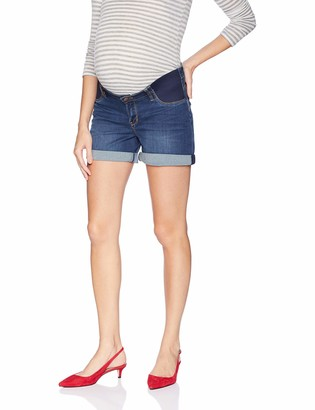 Ripe Maternity Women's Maternity Isla Denim Shorts