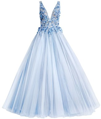 Jovani Beaded Ball Gown