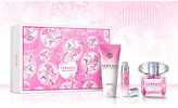 Versace X17 Bright Crystal 90ml EDT Set
