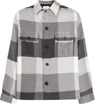 Paul Smith relaxed-fit checked shirt
