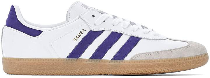 Samba Recon Trainers White Gum