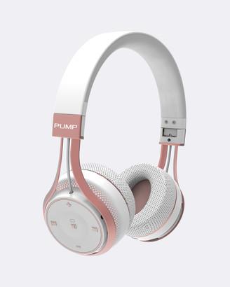 Blue Ant BlueAnt Pump Soul White Gold Headphones