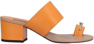 Coliac MARTINA GRASSELLI Toe strap sandals