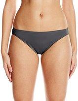 Coco Rave Women's Zodiac Dreams Solid Coastline Classic Bikini Bottom