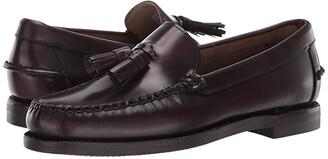 Sebago Classic Will (Brown/Burgundy) Women's Shoes