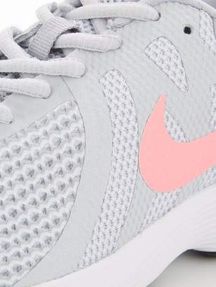 Nike Revolution 4 - Grey/Pink