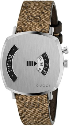 Gucci G-Strap Watch, 38mm