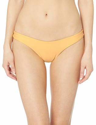 Vicious Young Babes   Vyb Vicious Young Babes - VYB Women's Ruched Back Basic Swimsuit Bikini Bottom