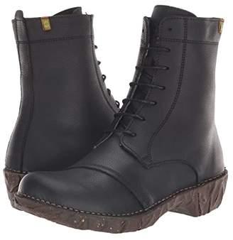 El Naturalista Yggdrasil NG57 (Black) Women's Shoes
