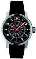 Fortis Spacematic Classic Black-Red 623.10.51 SI.01 Men's Swiss Automatic Watch