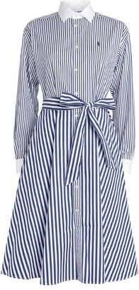 Ralph Lauren Cotton Polo Pony Dress