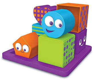 Learning Resources Blox Jr Early Logic Game 8 Pieces