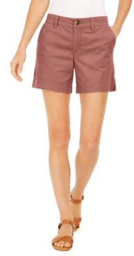 Style&Co. Style & Co Petite Chino Shorts, Created for Macy's