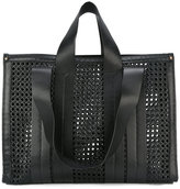 Corto Moltedo Costanza Beach Club tote bag - women - Calf Leather/Leather - One Size