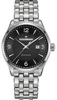 Hamilton Jazzmaster Viewmatic Stainless Steel Five-Link Bracelet Watch