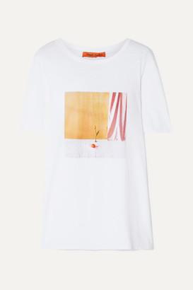 Maggie Marilyn Billie Printed Organic Cotton-jersey T-shirt - White