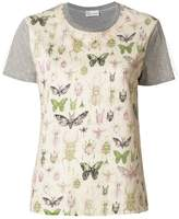 RED Valentino bug patch T-shirt