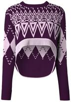 Opening Ceremony UMD X elliptical jumper - women - Merino - XS