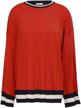 Brunello Cucinelli Virgin Wool And Cashmere-blend Sweater