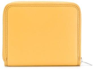 J&M Davidson Embossed Logo Wallet