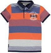 Soul Cal SoulCal Double Collar Polo Shirt Junior Boys