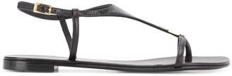 Giuseppe Zanotti Flat Strappy Sandals
