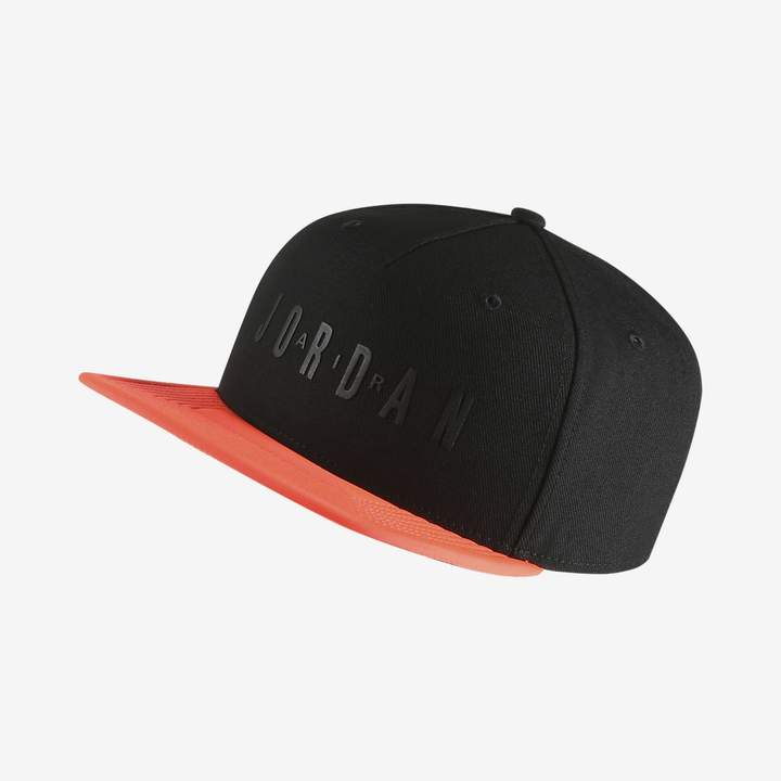 f0922815a30a9 Jordan Fitted Hat - ShopStyle