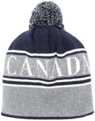 Canada Goose Pom Toque hat