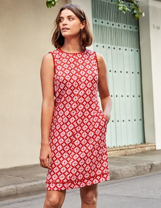 Romaine Linen Dress
