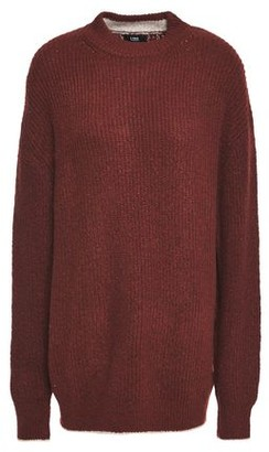 Line Ribbed-knit Sweater