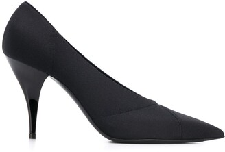 Casadei Delfina Elastic Girl 90mm pumps