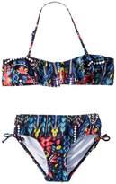 Seafolly Mexicana Fiesta Mini Tube Bikini Girl's Swimwear Sets