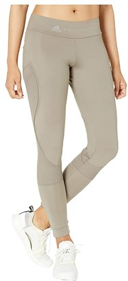 adidas by Stella McCartney Performance Essential Tights FK9724 (Soft Brown) Women's Casual Pants