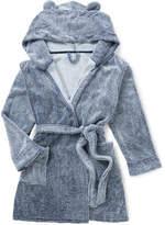 JT One Hooded Ears Fleece Gown