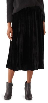 Eileen Fisher Mid-Length A-Line Skirt